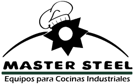 Logo Master Steel Colombia