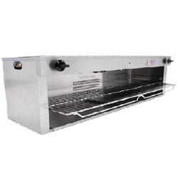 Salamandra gratinadora para cocinas industriales master - Salamandras de cocina ...