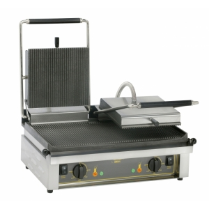 sanduchera doble contact grill
