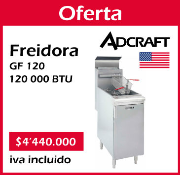 Oferta freidora bogot colombia for Freidoras bogota