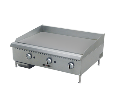Plancha h d sheldon de 24 for Valor cocina industrial